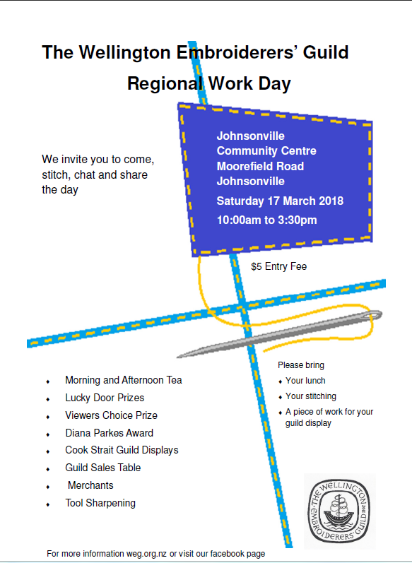2018 Regional Workday Flyer